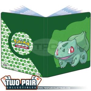Ultra-Pro Bulbasaur 9 Pocket Portfolio