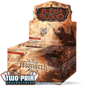 Flesh and Blood Monarch Booster Box (Unlimited)