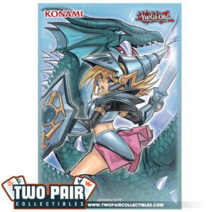 Yu-Gi-Oh! TCG: Dark Magician Girl the Dragon Knight Sleeves Pack (50ct)