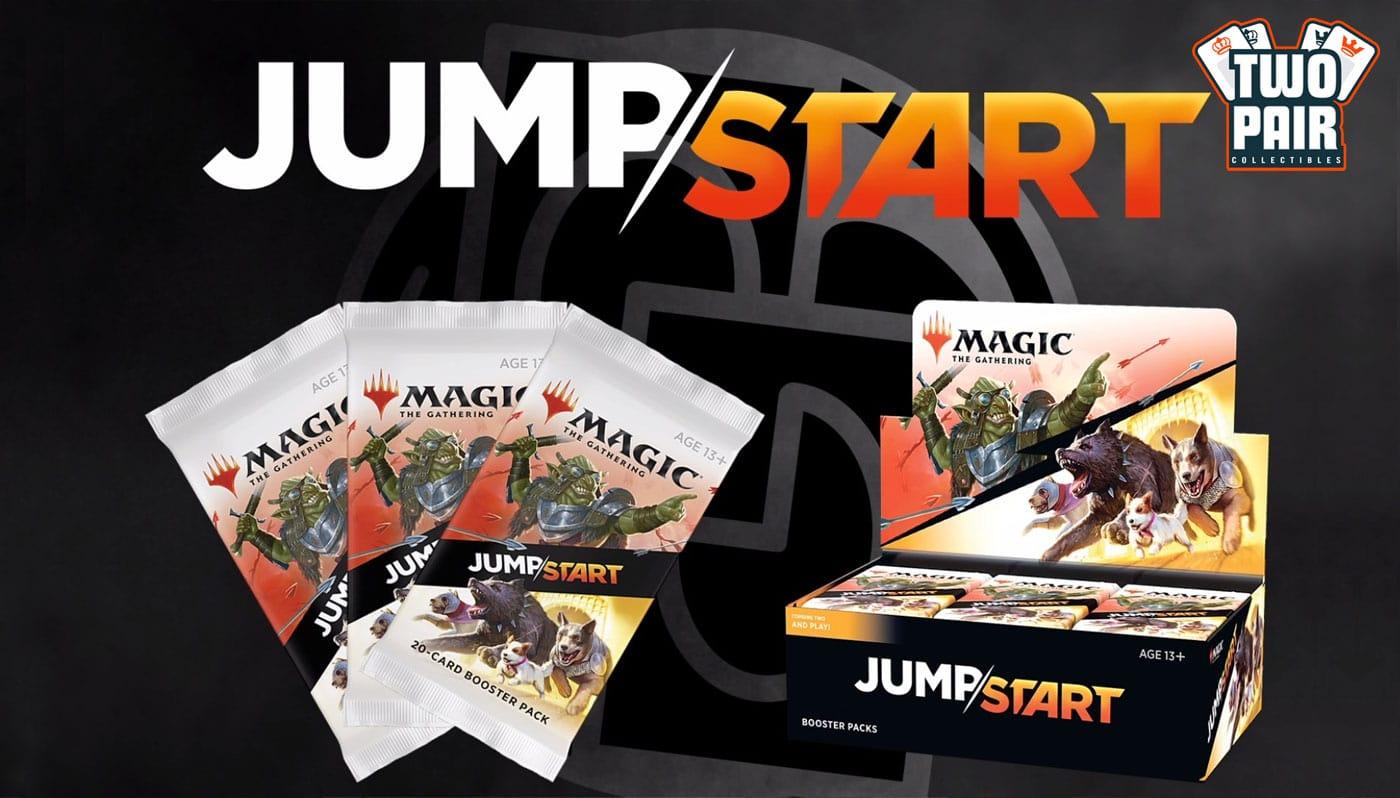 MTG Jump/Start Draft Tournament
