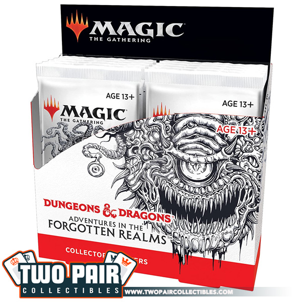 MTG: Adventures in the Forgotten Realms Collector's Booster Box