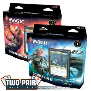 MTG: Commander Legends Decks (Set of 2)