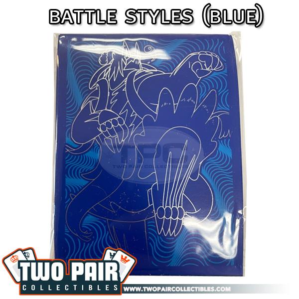 Pokemon Card Sleeves (65ct) - Battle Styles, Rapid Strike Urshifu VMAX