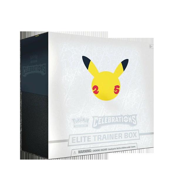 Pokemon 25th Anniversary Celebrations