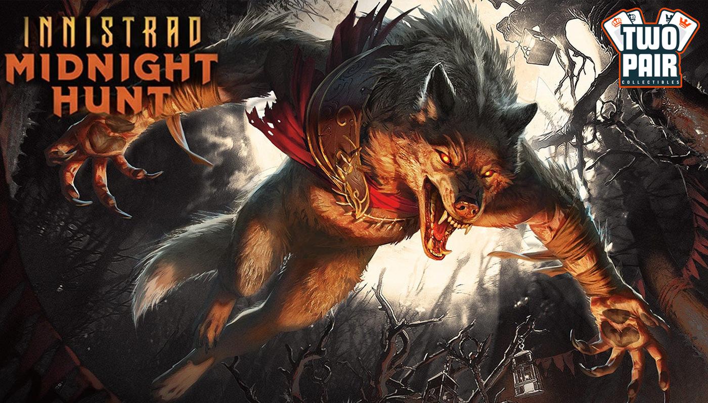 MTG: Innistrad - Midnight Hunt Draft